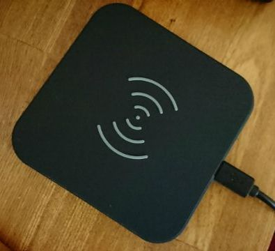CHOETECH QI ワイヤレス充電器