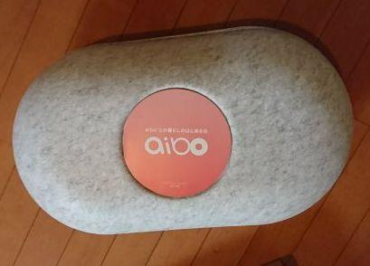 新型aibo(ERS-1000)が届きましたよ